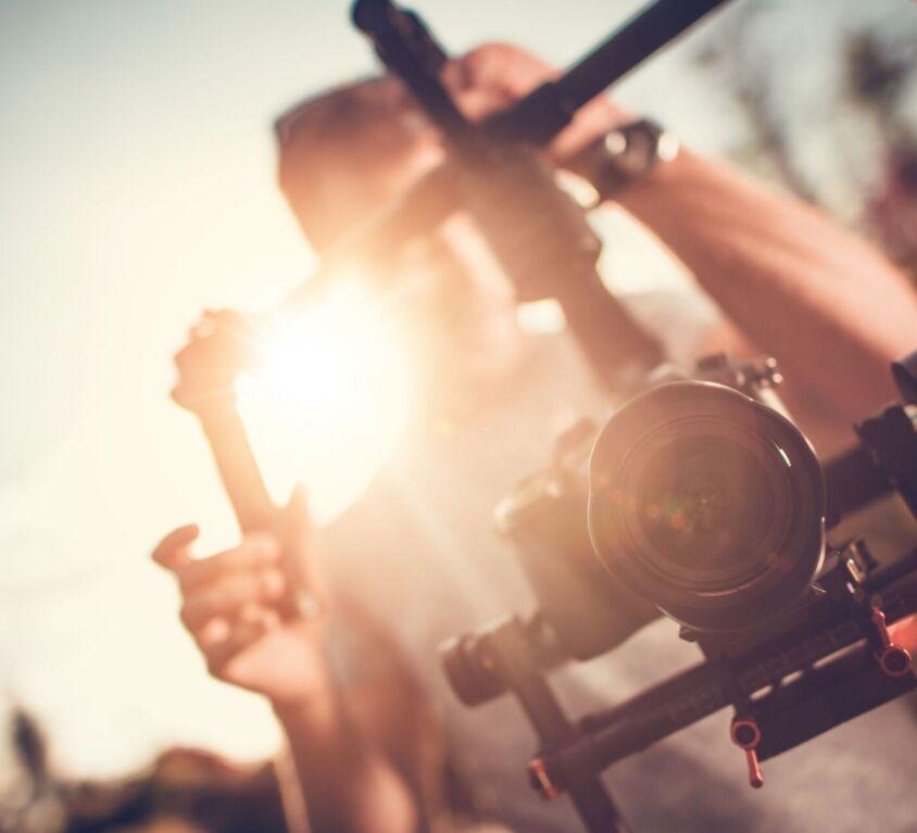 Caméra bras articulé